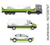 set of design templates for... | Shutterstock .eps vector #467100767
