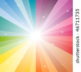 colorful background | Shutterstock .eps vector #46711735