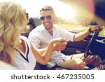 road trip  travel  dating ... | Shutterstock . vector #467235005