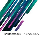 abstract background with lines... | Shutterstock .eps vector #467287277