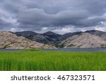 lake  mountain | Shutterstock . vector #467323571