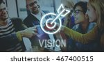 group of multi ethnical people... | Shutterstock . vector #467400515