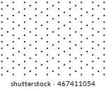 black and white ornament. d  | Shutterstock . vector #467411054