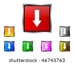 download buttons | Shutterstock .eps vector #46743763