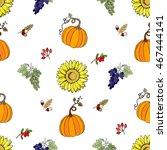 seamless pattern for... | Shutterstock . vector #467444141