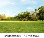 wachirabenchathat park  state... | Shutterstock . vector #467455061