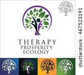 therapy prosperity ecology... | Shutterstock .eps vector #467523191