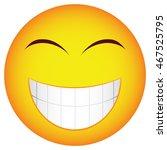 face facial | Shutterstock .eps vector #467525795