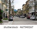 aix les bains  france   30... | Shutterstock . vector #467540267