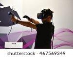 cluj napoca  romania   august 5 ... | Shutterstock . vector #467569349