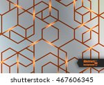 abstract background with... | Shutterstock .eps vector #467606345