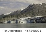Lamplugh Glacier At Its...