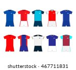 football clothes | Shutterstock .eps vector #467711831