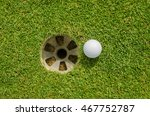 in the hole | Shutterstock . vector #467752787
