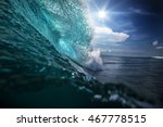 beautiful ocean background big... | Shutterstock . vector #467778515