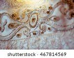 a closeup of crystals on the... | Shutterstock . vector #467814569