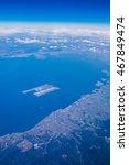 aerial view of kansai... | Shutterstock . vector #467849474