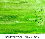 Lime Green Watercolor Textures 3