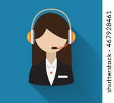 Call Center Operator With...