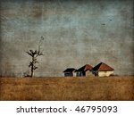 aging nature rural photography | Shutterstock . vector #46795093