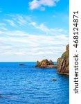 Panorama Of The North Sea Coas...