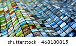 giant multimedia video and...   Shutterstock . vector #468180815