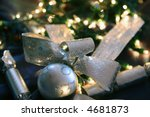 Christmas Decorations   Silver...