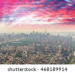 new york city   central park... | Shutterstock . vector #468189914