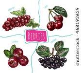 vector illustration colorful... | Shutterstock .eps vector #468192629