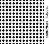 seemless polka dot background...   Shutterstock .eps vector #4682041