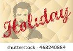 vector illustration of a... | Shutterstock .eps vector #468240884