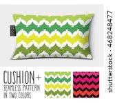 design vector pillow  cushion . ... | Shutterstock .eps vector #468248477
