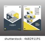 template design  layout ... | Shutterstock .eps vector #468291191