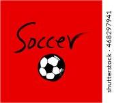 sports pictogram | Shutterstock .eps vector #468297941