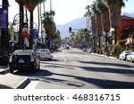 palm springs  united states  ...   Shutterstock . vector #468316715