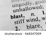 Small photo of Blast