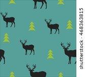 seamless vector background....   Shutterstock .eps vector #468363815