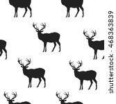 monochrome vector background....   Shutterstock .eps vector #468363839