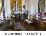 la motte tilly  france  august... | Shutterstock . vector #468367541
