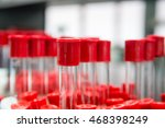 close up detail of multiple red ... | Shutterstock . vector #468398249
