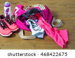 Women's Sports Bag With Stuff...