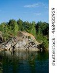 lake in russia | Shutterstock . vector #468432929