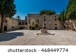 Medieval City Of Rhodes  Greec...