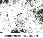 distressed overlay texture of... | Shutterstock .eps vector #468483845