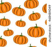 vector seamless pattern with... | Shutterstock .eps vector #468484049