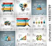 vector illustration of... | Shutterstock .eps vector #468500789