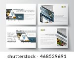 business templates for... | Shutterstock .eps vector #468529691