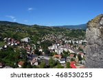 view  from the castle in the... | Shutterstock . vector #468530255