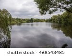 Valley Of Three Ponds In...