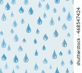raindrop background. rainstorm... | Shutterstock .eps vector #468547424